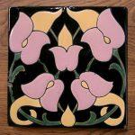 Empire Floral Tile