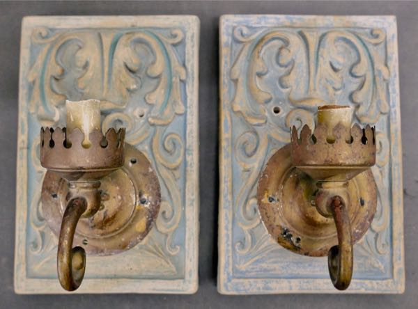 Batchelder Wall Sconces