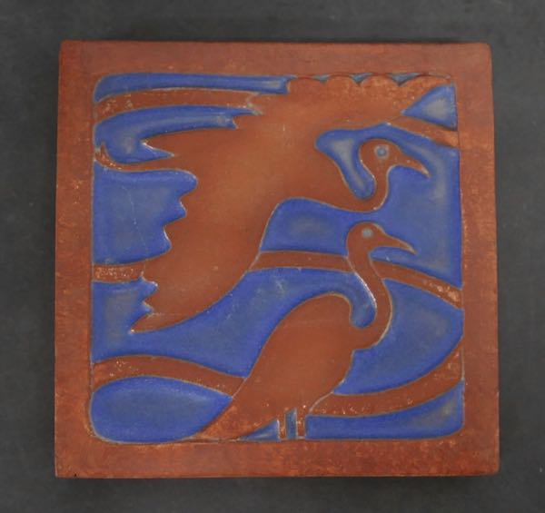 Rossman Tile with Birds