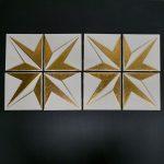 Starburst Tiles