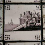 Dutch Scenic Tile