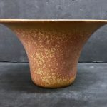 California Faience Vase