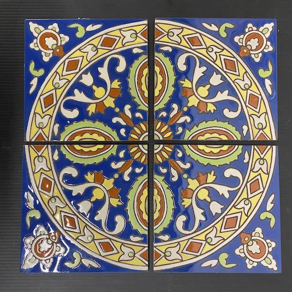 GMB Franciscan Tiles